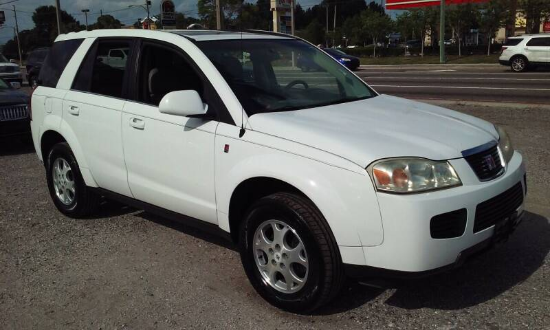 2006 Saturn Vue for sale at Pinellas Auto Brokers in Saint Petersburg FL