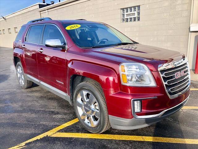 2016 GMC Terrain for sale at Richardson Sales & Service in Highland IN