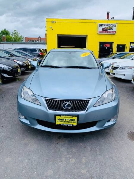 2009 Lexus IS 250 for sale at Hartford Auto Center in Hartford CT