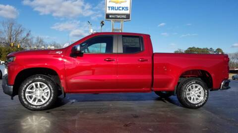 2021 Chevrolet Silverado 1500 for sale at Whitmore Chevrolet in West Point VA