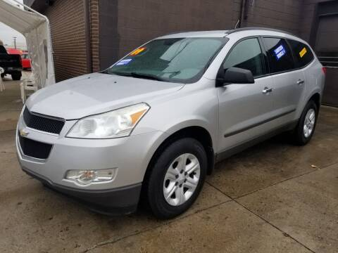2009 Chevrolet Traverse for sale at Madison Motor Sales in Madison Heights MI