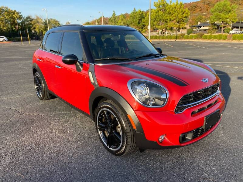 2016 MINI Countryman for sale at H & B Auto in Fayetteville AR