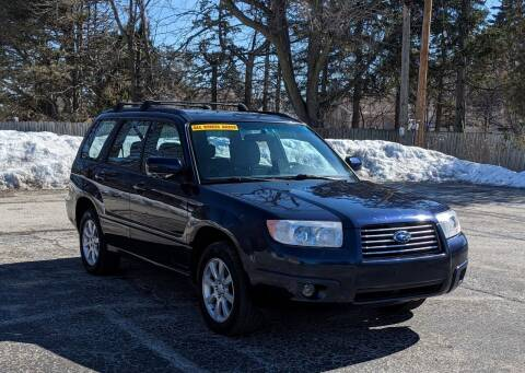 2006 Subaru Forester for sale at Budget City Auto Sales LLC in Racine WI