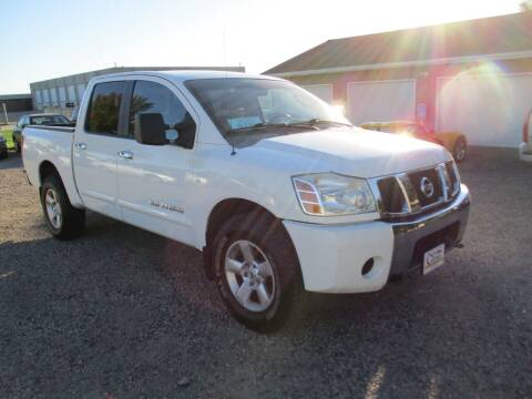 2006 Nissan Titan for sale at Car Corner in Sioux Falls SD