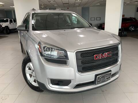 2015 GMC Acadia for sale at Auto Mall of Springfield in Springfield IL