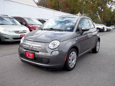 2013 FIAT 500 for sale at 1st Choice Auto Sales in Fairfax VA