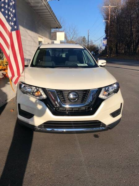 2018 Nissan Rogue for sale at Hoys Used Cars in Cressona PA