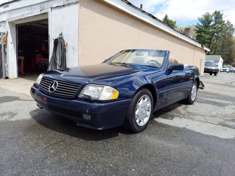 1995 Mercedes-Benz SL-Class for sale at Velocity Motors in Newton MA
