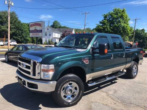 2008 Ford F-350 Super Duty for sale at Beachside Motors, Inc. in Ludlow MA
