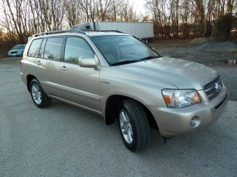 2006 Toyota Highlander Hybrid for sale at Kaners Motor Sales in Huntingdon Valley PA