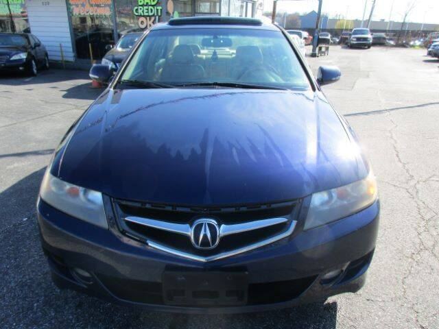2007 Acura TSX for sale at A&R Motors in Baltimore MD