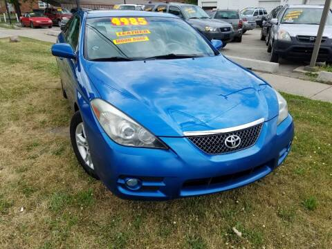 2008 Toyota Camry Solara for sale at RBM AUTO BROKERS in Alsip IL