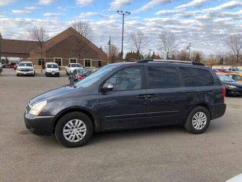 2012 Kia Sedona for sale at ROSSTEN AUTO SALES in Grand Forks ND
