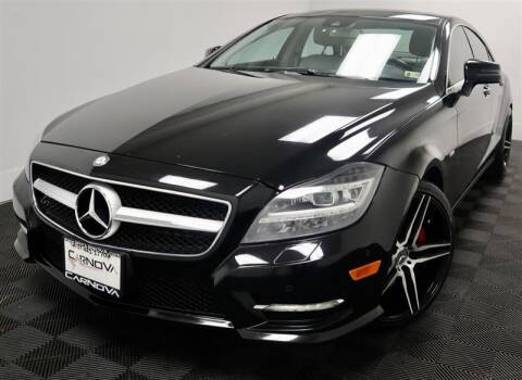 2012 Mercedes-Benz CLS for sale at CarNova in Stafford VA
