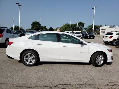 2020 Chevrolet Malibu for sale at Hawk Chevrolet of Bridgeview in Bridgeview IL