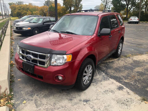 2011 Ford Escape for sale at D and D All American Financing in Warren MI