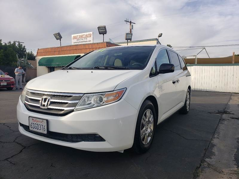 2011 Honda Odyssey for sale at First Shift Auto in Ontario CA