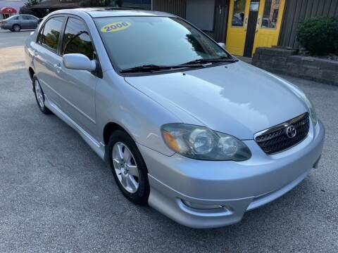 2006 Toyota Corolla for sale at Worldwide Auto Group LLC in Monroeville PA