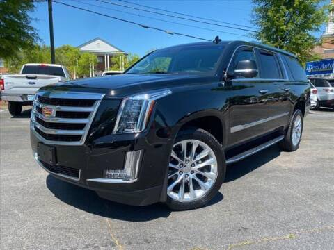 2019 Cadillac Escalade ESV for sale at iDeal Auto in Raleigh NC
