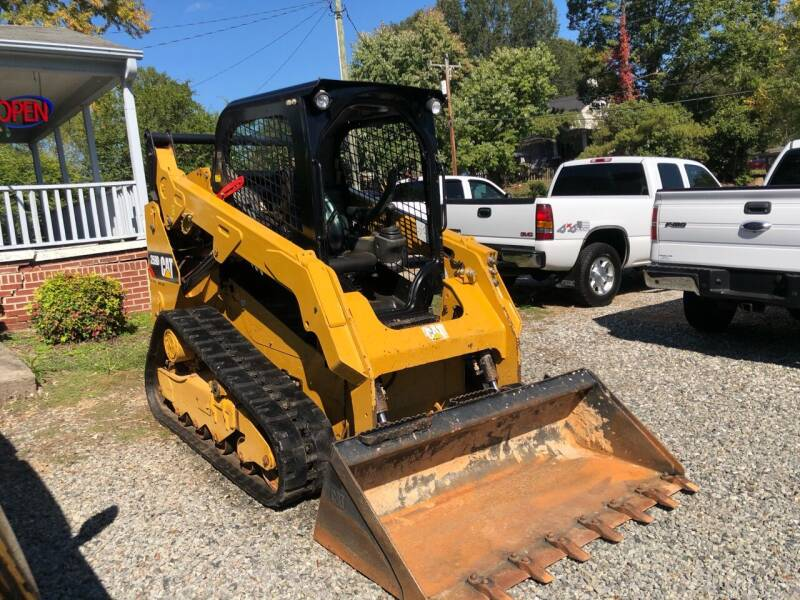 2018 Caterpillar 259D SKID STEER HIGH FLOW for sale at Venable & Son Auto Sales in Walnut Cove NC