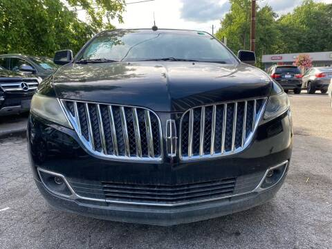 2011 Lincoln MKX for sale at Car Online in Roswell GA