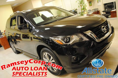 2019 Nissan Pathfinder for sale at Ramsey Corp. in West Milford NJ