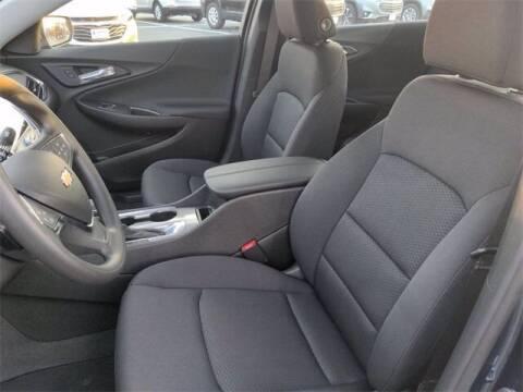 2021 Chevrolet Malibu for sale at Strosnider Chevrolet in Hopewell VA