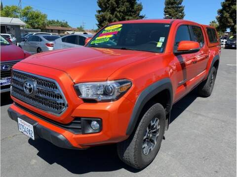 2016 Toyota Tacoma for sale at AutoDeals in Hayward CA