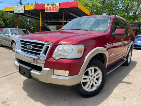2006 Ford Explorer for sale at Cash Car Outlet in Mckinney TX