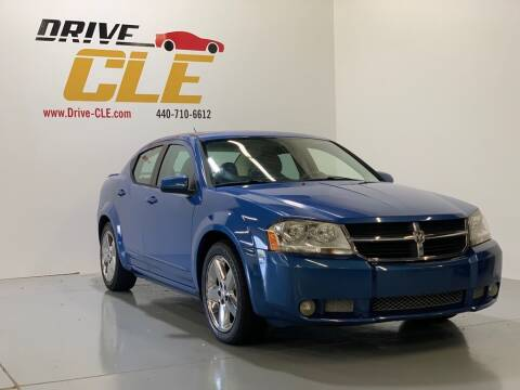 2008 Dodge Avenger for sale at Drive CLE in Willoughby OH