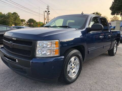 2011 Chevrolet Silverado 1500 for sale at Capital Motors in Raleigh NC
