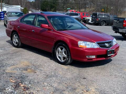 2003 Acura TL for sale at Saratoga Motors in Gansevoort NY