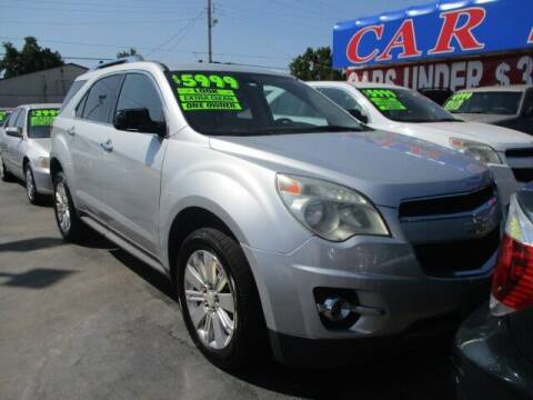 2011 Chevrolet Equinox for sale at Car One - CAR SOURCE OKC in Oklahoma City OK