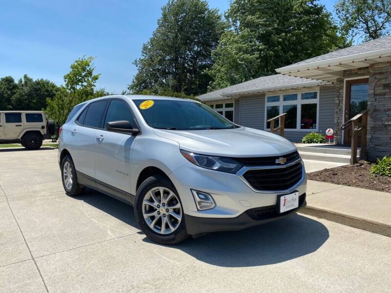 2018 Chevrolet Equinox for sale at 1st Choice Auto, LLC in Fairview PA