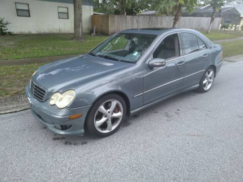 2006 Mercedes-Benz C-Class for sale at Low Price Auto Sales LLC in Palm Harbor FL