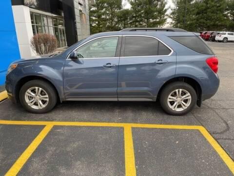 2012 Chevrolet Equinox for sale at Bob Clapper Automotive, Inc in Janesville WI