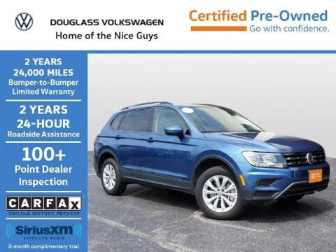 2020 Volkswagen Tiguan for sale at Douglass Automotive Group - Douglas Volkswagen in Bryan TX