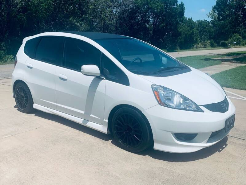 2010 Honda Fit for sale at Luxury Motorsports in Austin TX