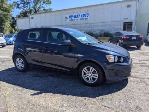 2016 Chevrolet Sonic for sale at Nu-Way Auto Ocean Springs in Ocean Springs MS