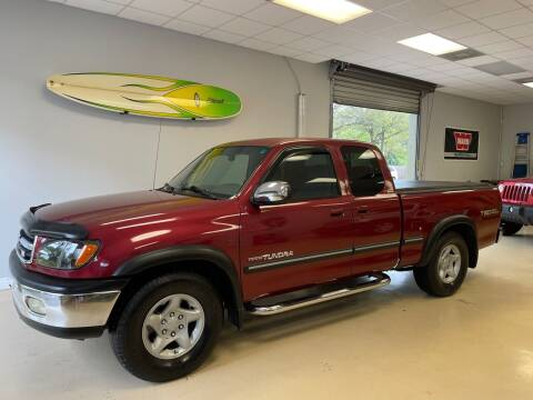 2002 Toyota Tundra for sale at Jeep and Truck USA in Tampa FL