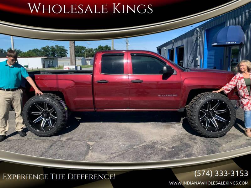 2014 Chevrolet Silverado 1500 for sale at Wholesale Kings in Elkhart IN