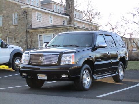 2002 Cadillac Escalade for sale at Loudoun Used Cars in Leesburg VA