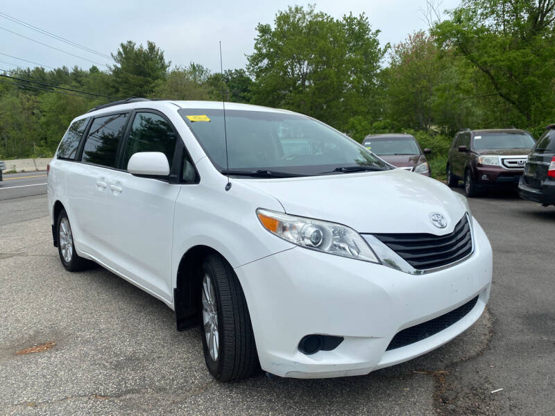 2011 Toyota Sienna for sale at Royal Crest Motors in Haverhill MA