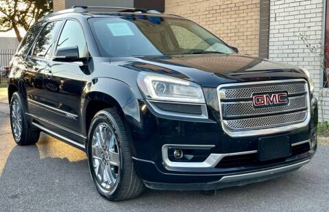 2014 GMC Acadia for sale at Auto Imports in Houston TX