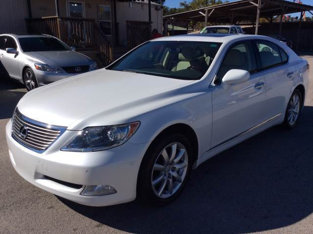2009 Lexus LS 460 for sale at OASIS PARK & SELL in Spring TX