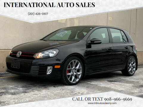 2014 Volkswagen GTI for sale at International Auto Sales in Hasbrouck Heights NJ