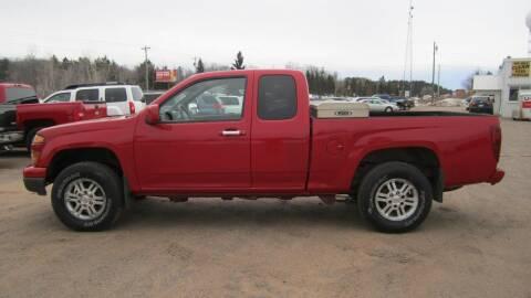 2010 Chevrolet Colorado for sale at Superior Auto of Negaunee in Negaunee MI