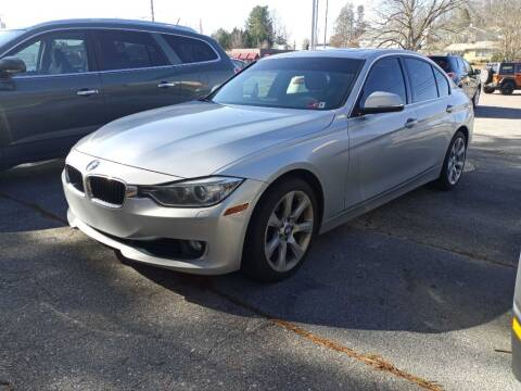 2014 BMW 3 Series for sale at Family Auto Sales of Johnson City in Johnson City TN
