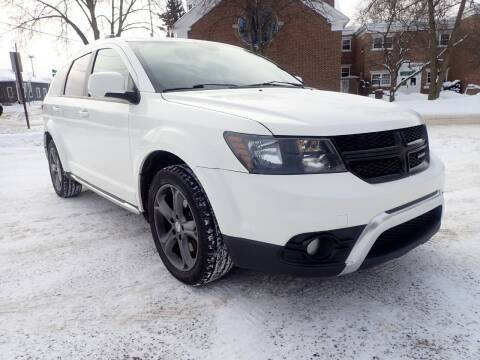 2015 Dodge Journey for sale at Marvel Automotive Inc. in Big Rapids MI