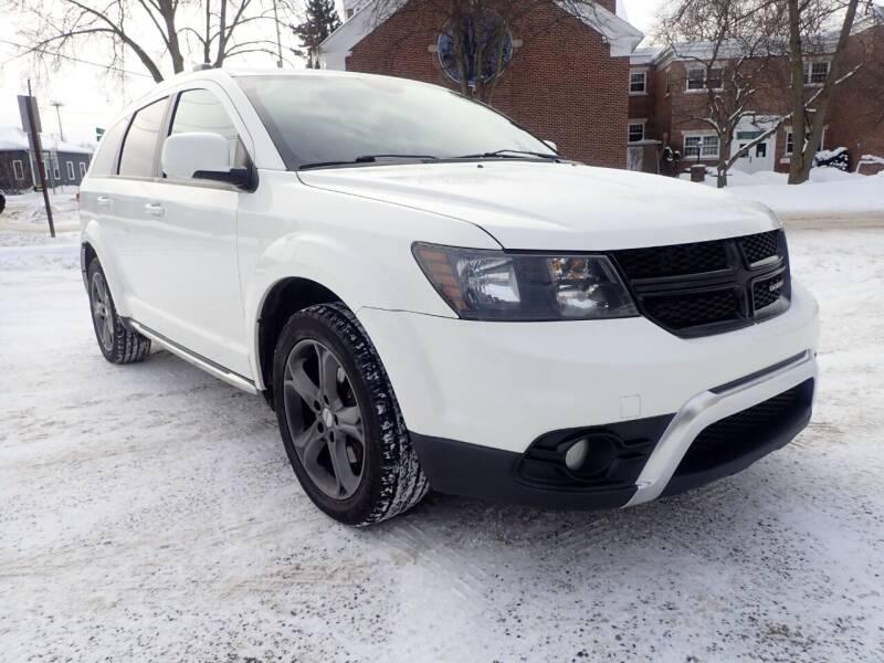 2015 Dodge Journey for sale at Marvel Automotive Inc. in Big Rapids MI